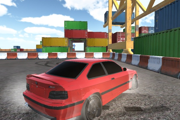 Drift Runner 3D: Port