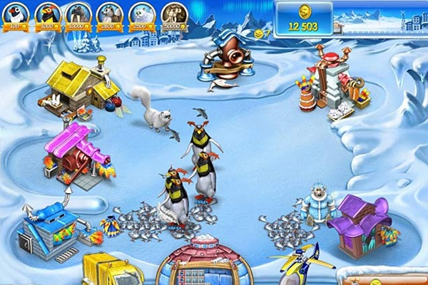 Farm Frenzy 3 - Ice Age