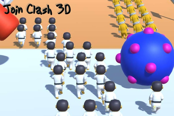Join Clash 3D